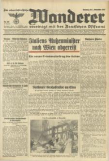 Der Oberschlesische Wanderer, 1938, Jg. 111, Nr. 301