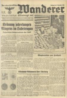 Der Oberschlesische Wanderer, 1938, Jg. 111, Nr. 306