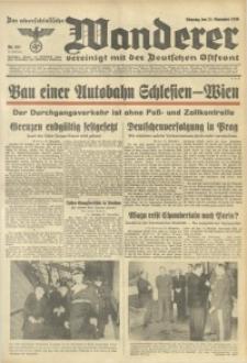 Der Oberschlesische Wanderer, 1938, Jg. 111, Nr. 322