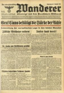 Der Oberschlesische Wanderer, 1938, Jg. 111, Nr. 331