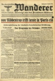 Der Oberschlesische Wanderer, 1938, Jg. 111, Nr. 336