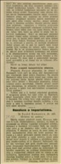 Artykuł o przestrzeganiu praw mniejszości narodowych w wyborach do rad szkolnych