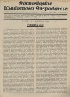 Górnośląskie Wiadomości Gospodarcze, 1928, R. 5, nr 7