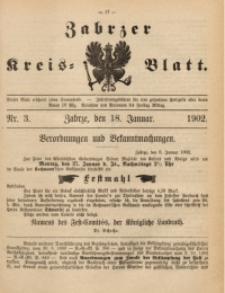 Zabrzer Kreis-Blatt, 1902, St. 3