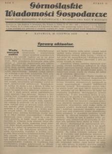 Górnośląskie Wiadomości Gospodarcze, 1928, R. 5, nr 12