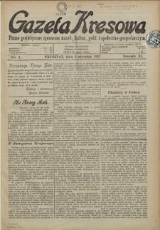 Gazeta Kresowa, 1931, Nry 1-52