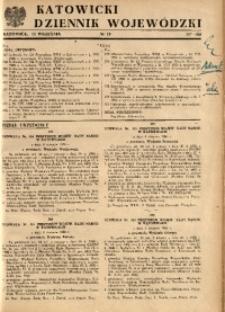 Katowicki Dziennik Wojewódzki, 1950, nr 19