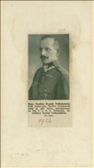 Nowy Dowódca Dywizji Podhalańskiej. Pułk. sztabu gen. Wacław Przeździecki...