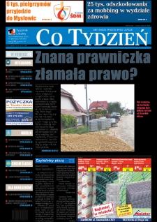 Co Tydzień Mysłowice, 2015, R.25, nr38 (1252)