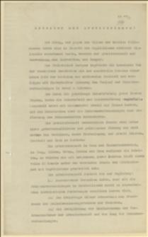 Odezwa wydana w związku ze strajkiem powszechnym w styczniu 1918 r.