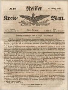Neisser Kreis-Blatt, 1849, Jg. 8, nr12