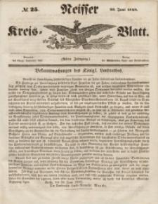 Neisser Kreis-Blatt, 1849, Jg. 8, nr25