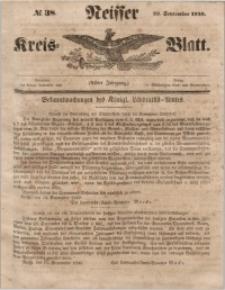 Neisser Kreis-Blatt, 1849, Jg. 8, nr38