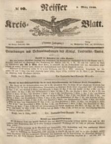 Neisser Kreis-Blatt, 1850, Jg. 9, nr10