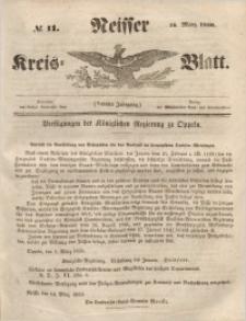 Neisser Kreis-Blatt, 1850, Jg. 9, nr11