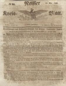 Neisser Kreis-Blatt, 1850, Jg. 9, nr21