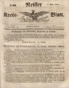 Neisser Kreis-Blatt, 1850, Jg. 9, nr23