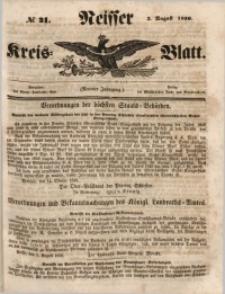 Neisser Kreis-Blatt, 1850, Jg. 9, nr31