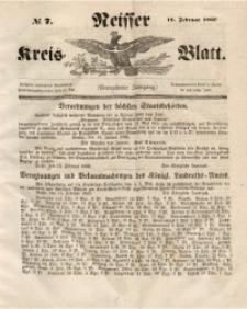 Neisser Kreis-Blatt, 1860, Jg. 19, nr7
