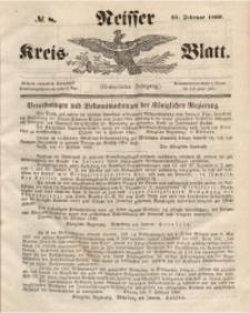 Neisser Kreis-Blatt, 1860, Jg. 19, nr8