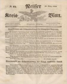 Neisser Kreis-Blatt, 1860, Jg. 19, nr12