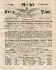 Neisser Kreis-Blatt, 1860, Jg. 19, nr13