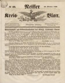 Neisser Kreis-Blatt, 1860, Jg. 19, nr42