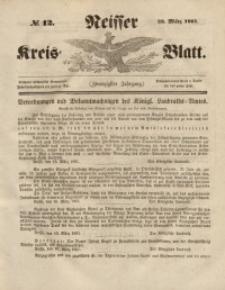 Neisser Kreis-Blatt, 1861, Jg. 20, nr12