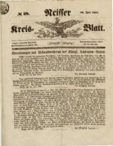 Neisser Kreis-Blatt, 1861, Jg. 20, nr29