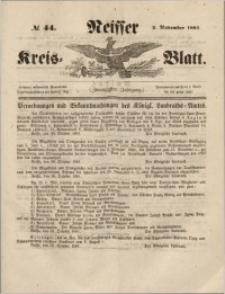 Neisser Kreis-Blatt, 1861, Jg. 20, nr44