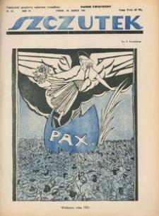 Szczutek, 1921, R. 4, nr 13