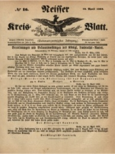 Neisser Kreis-Blatt, 1868, Jg. 27, nr16