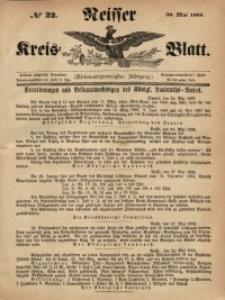 Neisser Kreis-Blatt, 1868, Jg. 27, nr22