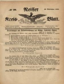 Neisser Kreis-Blatt, 1868, Jg. 27, nr39