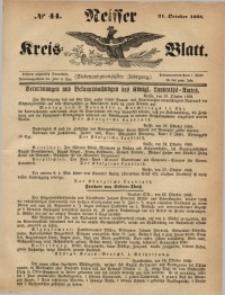 Neisser Kreis-Blatt, 1868, Jg. 27, nr44