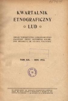 Lud, 1913, T. 19