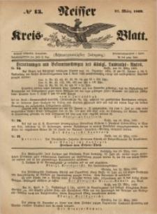 Neisser Kreis-Blatt, 1869, Jg. 28, nr13