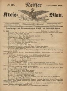 Neisser Kreis-Blatt, 1869, Jg. 28, nr38