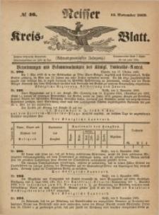 Neisser Kreis-Blatt, 1869, Jg. 28, nr46
