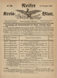 Neisser Kreis-Blatt, 1869, Jg. 28, nr52