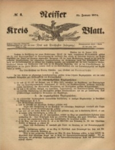 Neisser Kreis-Blatt, 1874, Jg. 33, nr4