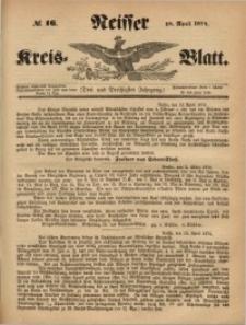 Neisser Kreis-Blatt, 1874, Jg. 33, nr16