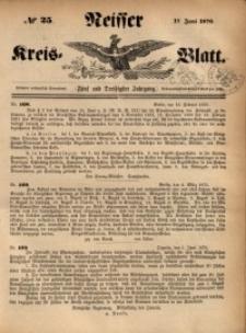 Neisser Kreis-Blatt, 1876, Jg. 35, nr25