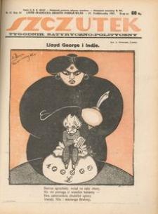 Szczutek, 1921, R. 4, nr 43