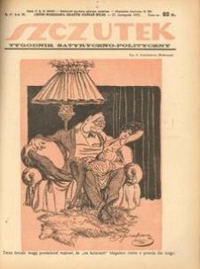 Szczutek, 1921, R. 4, nr 47