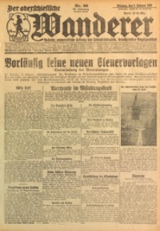 Der Oberschlesische Wanderer, 1926, Jg. 98, Nr. 26