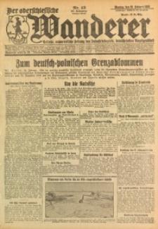 Der Oberschlesische Wanderer, 1926, Jg. 98, Nr. 43