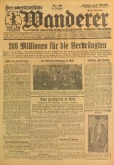 Der Oberschlesische Wanderer, 1926, Jg. 98, Nr. 58