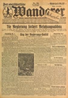 Der Oberschlesische Wanderer, 1926, Jg. 98, Nr. 69