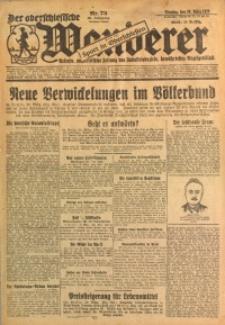 Der Oberschlesische Wanderer, 1926, Jg. 98, Nr. 73